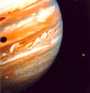 Jupiter holds many records among planets (see tables): most massive,